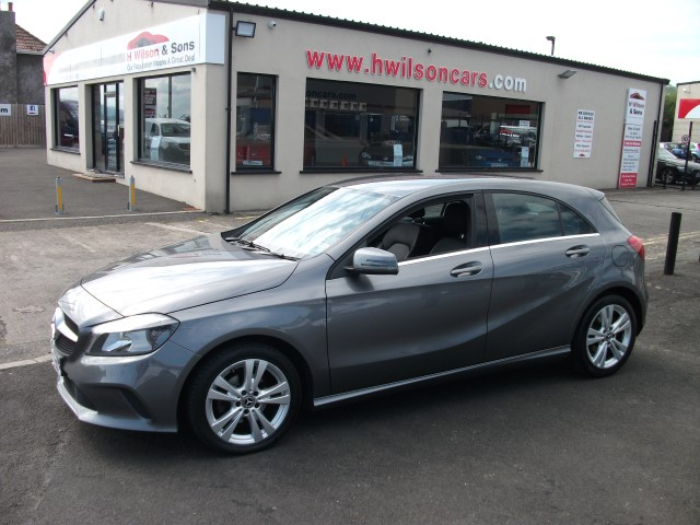 Mercedes-Benz A180D SPORT (�227 Monthly)- Leather & Rear Camera