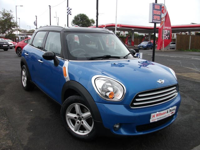 Mini COUNTRYMAN COOPER D (�171 MONTHLY)- FULL SERVICE HISTORY