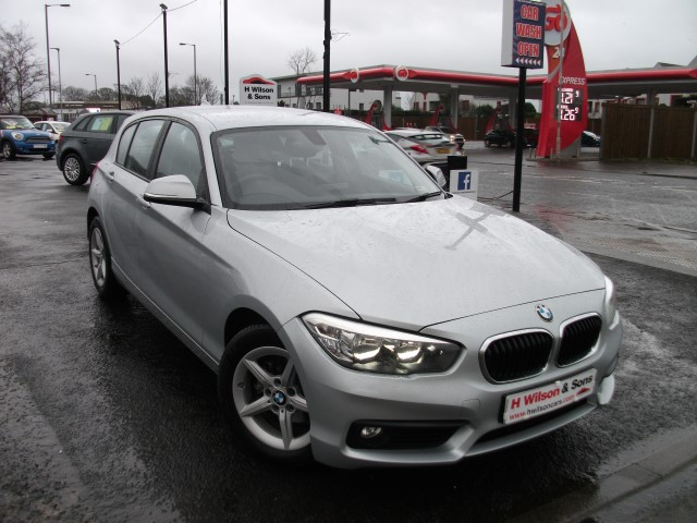 BMW 118i [1.5] SE NAV 5DR- LOW MILEAGE