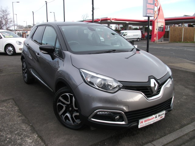Renault CAPTUR DYNAMIQUE S NAV - MOT FEB 2021 & LOW MILES