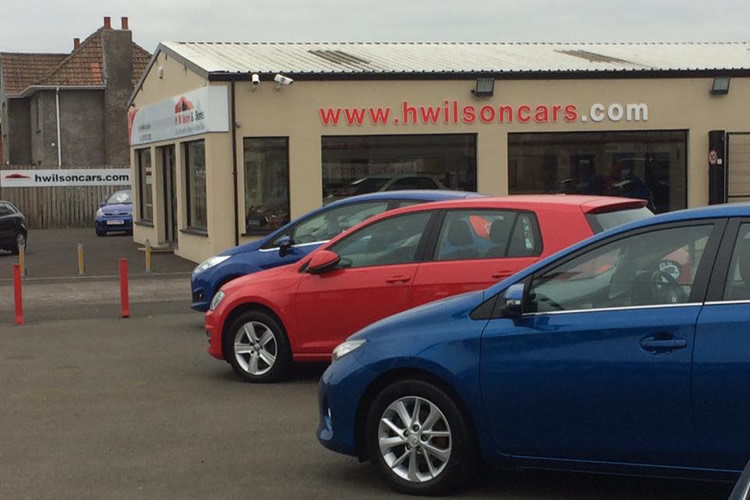 H Wilson and Sons Used Car dealer Carrickfergus
